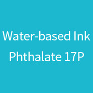 Phthalate Test Report - Water-based Ink
