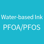 PFOA/PFOS Test Report - Water-based Ink